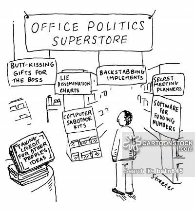 Office Politics Superstore.
