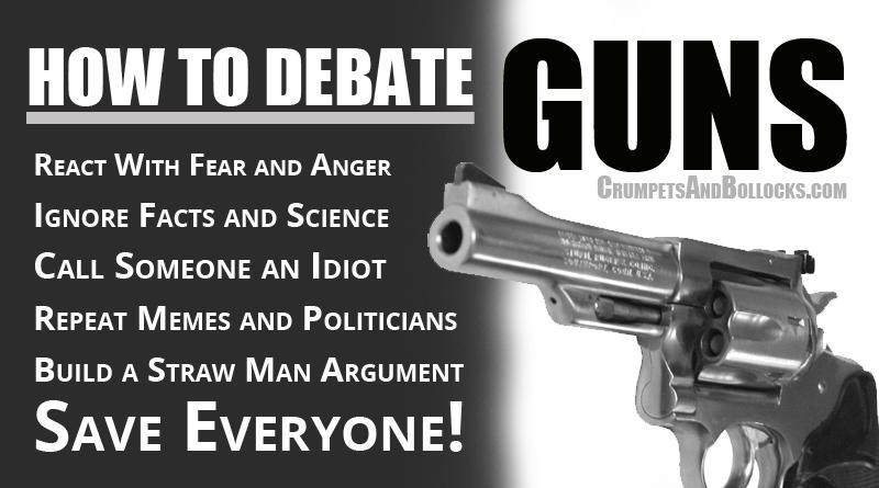 How to Debate Guns
